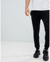 Produkt Basic Joggers In Slim Fit - Black