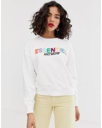 Essentiel Antwerp Sagrada - Sweater - Wit