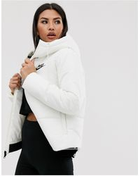 Nike Chaqueta - Blanco