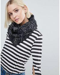 Eugenia Kim - Genie By Lane Navy Knit Scarf - Lyst