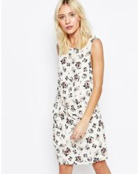 d.RA   Perry Scattered Floral Dress   Lyst