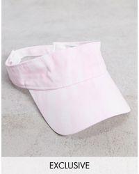 KTZ Эксклюзивный Розовый Козырек Из Денима С Принтом Тай-дай -розовый Цвет - Многоцветный