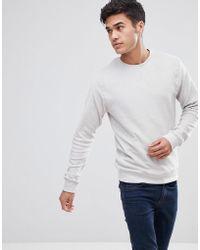 Bellfield - Towelling Sweatshirt - Lyst