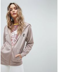Vivienne Westwood Anglomania - Hoodie With Back Logo - Lyst