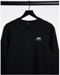 Helly Hansen Yu Sweatshirt - Black