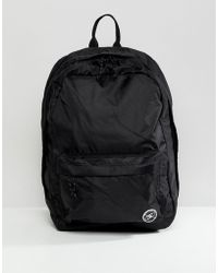 DC Shoes - Backpack In Black Ripstop - Lyst