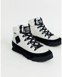 The North Face Черно-белые Ботинки Back-2-berkeley-белый