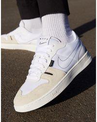 Nike Squash-type - Sneakers - Wit