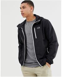 Calvin Klein Черная Куртка C9389-черный