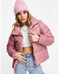 The North Face Saikuru Puffer Jacket - Pink