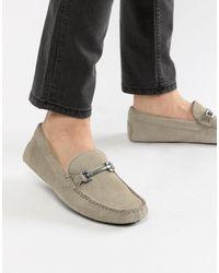 ASOS Driving Shoes - Grey