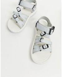 Teva Hurricane Alp Tech Sandals In White