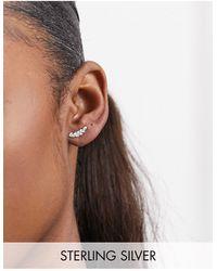 Kingsley Ryan Ear Climber - Metallic