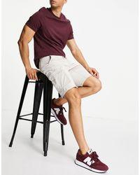 Only & Sons Pantalones cortos cargo en beis - Multicolor