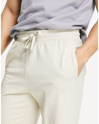 Only & Sons Sweat Shorts - Natural