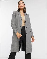 Helene Berman Tailored Coat - Grey