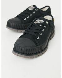 Palladium Pallashock Og Sneakers - Black