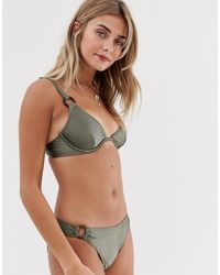 New Look Hipster Bikini Bottom - Multicolour