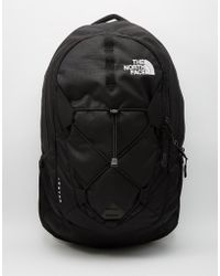 The North Face - Jester Backpack In Black - Black - Lyst