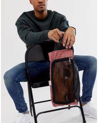 Kipling Medium Packing Pouch - Red