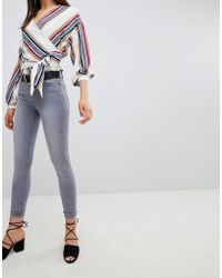 New Look - India Super Soft Skinny Jean - Lyst
