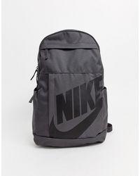 Nike Серый Рюкзак Elemental