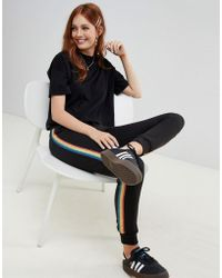 New Look - Rainbow Tipping Jogger - Lyst