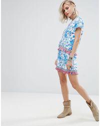 Glamorous Shorts - Blue