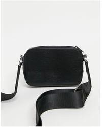ASOS Cross Body Camera Bag - Black