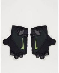Nike Mens Training Elemental Fitness Gloves - Black