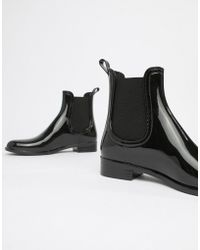 ALDO - Chelsea Wellie Boots - Lyst