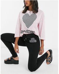 Love Moschino - Pantalones - Lyst