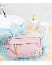 Herschel Supply Co. - Herschel Chapter Ash Rose Pink Make Up Travel Bag - Lyst