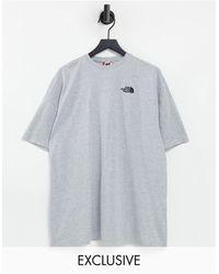 The North Face T-shirt Dress - Gray