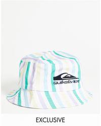 Quiksilver Sunrise Culture Bucket Hat - Blue