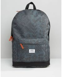 Wesc - Chaz Patterned Backpack - Lyst