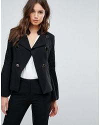 Coast - Karyn Flared Sleeve Jacket - Lyst