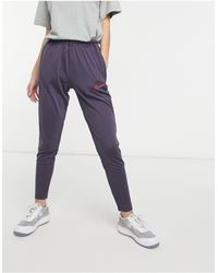Nike Football - Темно-фиолетовые Джоггеры Academy Dry-голубой - Lyst
