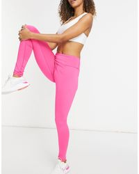 I Saw It First Basic Active leggings - Pink