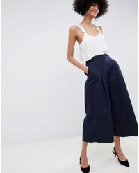ASOS - Basketball Trousers With Pleat Detail - Lyst