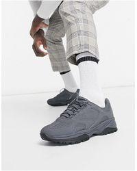 ASOS - Multi Panel Sneakers - Lyst