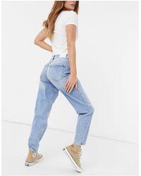 ONLY Veneda Mom Jeans - Blue
