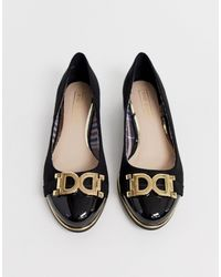 River Island - Loafers Met Gespdetail - Lyst