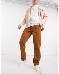 ASOS Jeans regular senape - Giallo