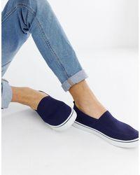 Dunlop Plimsolls - Blue