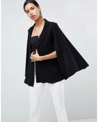 Love Tailored Blazer - Black