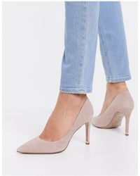 Kenneth Cole Riley 85 Mid Heeled Court Shoes - Pink