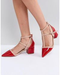 Miss Kg - Averie Heeled Shoes - Lyst