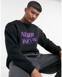 Blood Brother Sutton Sweatshirt - Black