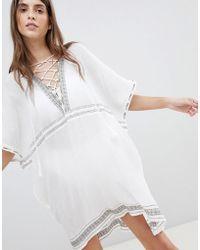 Vitamin A - Beach Dress - Lyst